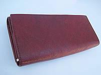 Женский кожаный кошелек Balisa PY-G132 Purpleish Red купить дешево кожаные женские кошельки BALISA, фото 2
