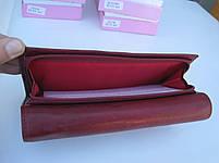 Женский кожаный кошелек Balisa PY-G132 Purpleish Red купить дешево кожаные женские кошельки BALISA, фото 3