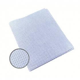 Профессиональная тряпка для авто NOWAX NX62451 40*50 см (перфорированая синяя)