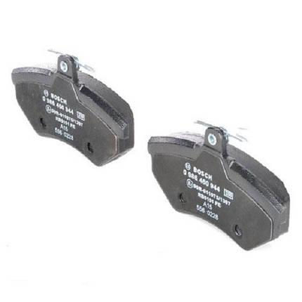 Гальмівні колодки Bosch дискові передні AUDI Cabriolet/A4/SEAT Toledo/Ibiza/Cordoba 0986460944, фото 2