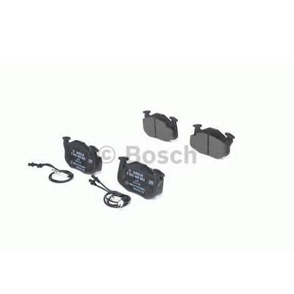 Тормозные колодки Bosch дисковые передние CITROEN ZX AX/PEUGEOT 306 -97 0986460983, фото 2