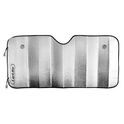 Сонцезахисна шторка на лобове скло CARLIFE SS130 130х60 см, фото 2