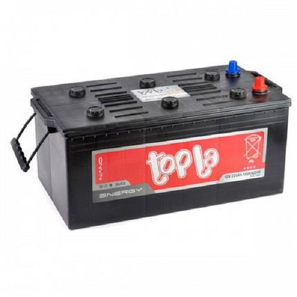 Автомобильный аккумулятор Topla 225 Ah/12V Energy Truck (3) (957912), фото 2