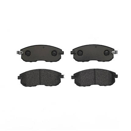Тормозные колодки Bosch дисковые передние NISSAN Maxima QX 2.0i 94-00 0986461139, фото 2