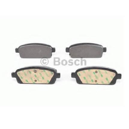 """Тормозные колодки Bosch дисковые задние CHEVROLET/OPEL Cruze/Orlando/Astra J """"R """"09 0986494435, фото 2"""