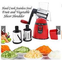 Мультислайсер Kitchen Master овощерезка Китчен Мастер нарезка овощей легко!удобный помощник на вашей кухни!