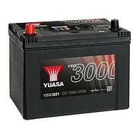 Автомобильный аккумулятор Yuasa 70 Ah/12V SMF Battery Japan (1) (YBX3031)