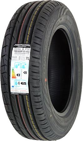 Літня шина 195/65R15 Solazo S Plus - Premiorri