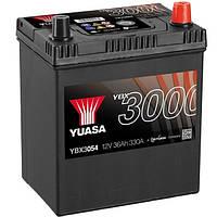 Автомобильный аккумулятор Yuasa 36 Ah/12V SMF Battery Japan (0) (YBX3054)