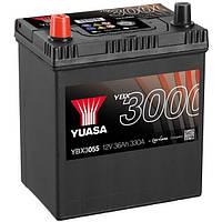 Автомобильный аккумулятор Yuasa 36 Ah/12V SMF Battery Japan (1) (YBX3055)