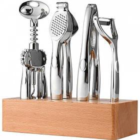 Набор кухонных инструментов 5 пр KRAUFF 29-282-005
