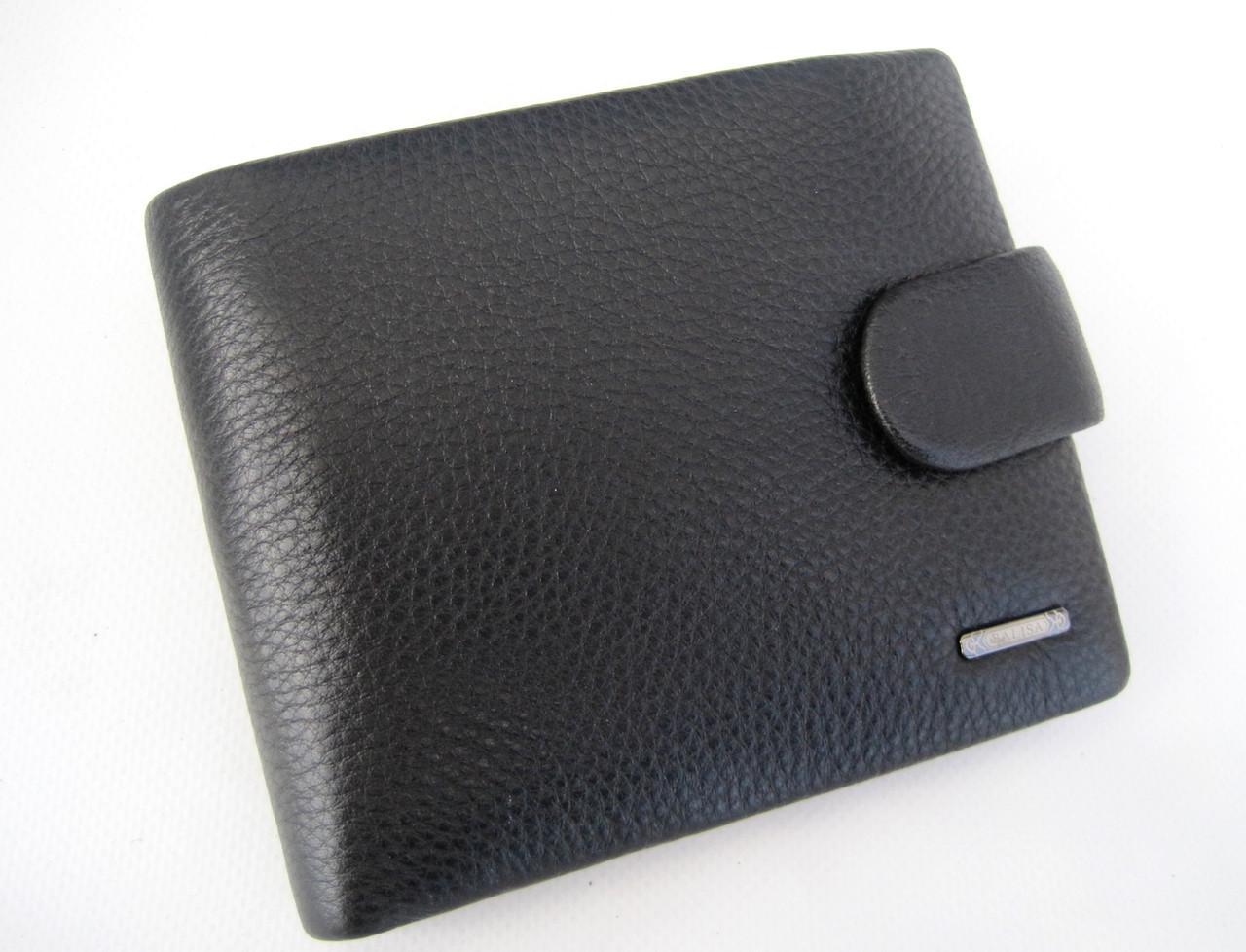Мужское кожаное портмоне Balisa PY-F005-91 black Кошелек balisa оптом, портмоне balisa оптом