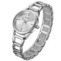 Женские часы BAOSAILI BSL1041 наручные часы на кварцевом механизме модный дизайн Silver (3085-8921)