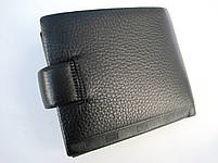 Чоловіче шкіряне портмоне Balisa PY-F005-87 black Гаманець balisa оптом, портмоне balisa оптом, фото 3
