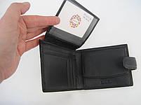 Мужское кожаное портмоне Balisa PY-G177-95 black Кошелек balisa оптом, портмоне balisa оптом, фото 4