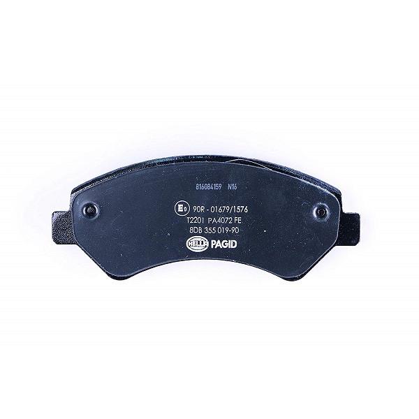 Гальмівні колодки Bosch дискові передні FIAT/CITROEN/PEUGEOT Ducato/Jumper/Ducato 0986494799