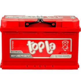 Автомобильный аккумулятор Topla 100 Ah/12V Energy Euro (108000)