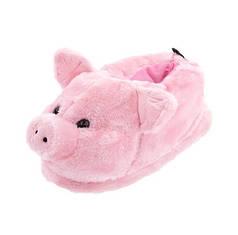 Детские тапочки-игрушки Kronos Top Свинки размер 20-21 стелька 14 см (stet_1285,1)