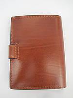 Мужское кожаное портмоне VERITY VE-025-22 brown кожаное портмоне и кожаные кошельки оптом, фото 7