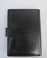 Чоловіче шкіряне портмоне VERITY VE-025-22 black шкіряне портмоне і шкіряні гаманці оптом, фото 2