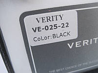 Чоловіче шкіряне портмоне VERITY VE-025-22 black шкіряне портмоне і шкіряні гаманці оптом, фото 7