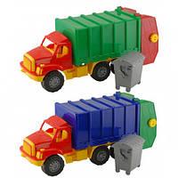 """Машинка-мусоровоз """"Магирус"""" Хар.0497"""