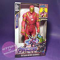 Железный человек - фигурки супергероев Марвел Мстители (iron man)