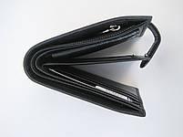 Чоловіче шкіряне портмоне VERITY V137-25 black шкіряне портмоне і шкіряні гаманці оптом, фото 4