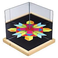 Развивающая магнитная игра Оптические иллюзии Classic World, фото 1