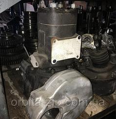 Д24с015 Пусковой двигатель ПД-10 в сборе (под стартер) (Украина)