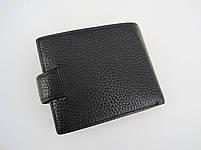 Чоловіче шкіряне портмоне VERITY V122-24 black шкіряне портмоне і шкіряні гаманці оптом, фото 3