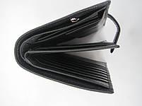Мужское кожаное портмоне VERITY V122-14 black кожаное портмоне и кожаные кошельки оптом, фото 2