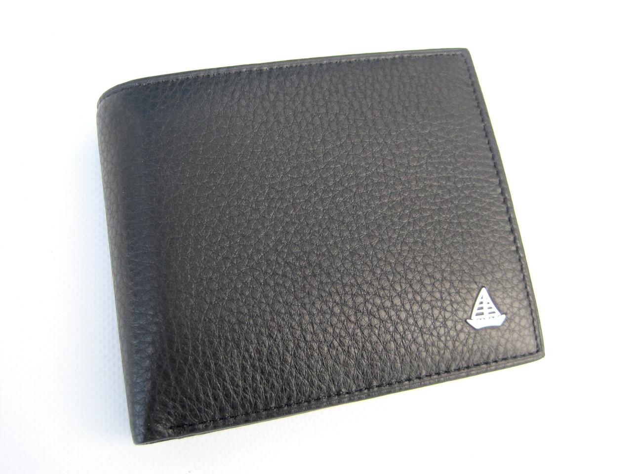 Мужское кожаное портмоне VERITY V138-10 black кожаное портмоне и кожаные кошельки оптом