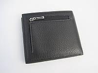 Мужское кожаное портмоне VERITY V138-10 black кожаное портмоне и кожаные кошельки оптом, фото 3