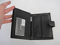 Мужское кожаное портмоне VERITY V123-14 black кожаное портмоне и кожаные кошельки оптом, фото 4