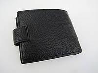 Мужское кожаное портмоне VERITY V122-16 black кожаное портмоне и кожаные кошельки оптом, фото 2
