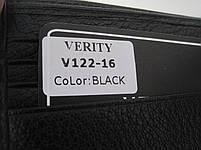 Мужское кожаное портмоне VERITY V122-16 black кожаное портмоне и кожаные кошельки оптом, фото 3