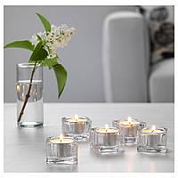 Набор подсвечников для чайных свечей GLASIG