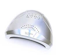 Сенсорная гибридная лампа SUNone MIRROR 48W UV LED 48 W, зеркальная серебро