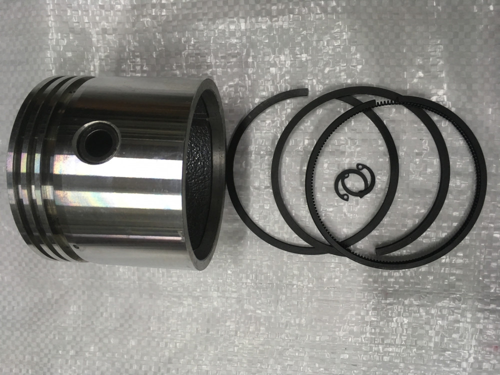 Компрессор Поршень диаметр 80мм,высота 63мм,толщина кольца 2,5мм/2,5мм/4мм