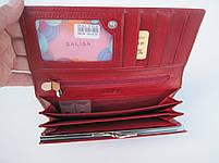 Женский кожаный кошелек Balisa 826-44 красный Кошельки Balisa оптом с быстрой доставкой, фото 2