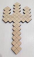 Тризубець - розмальовка Minecraft (трезубец - раскраска ...