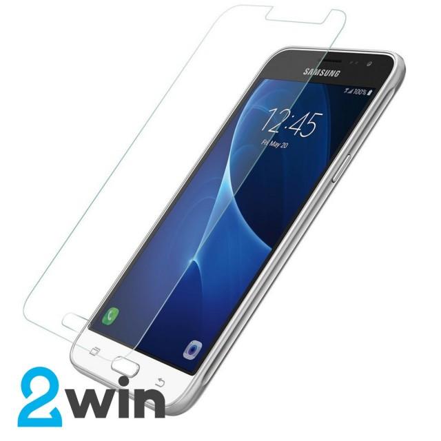 Стекло 2.5D Samsung J3 (J320/J500) 2016