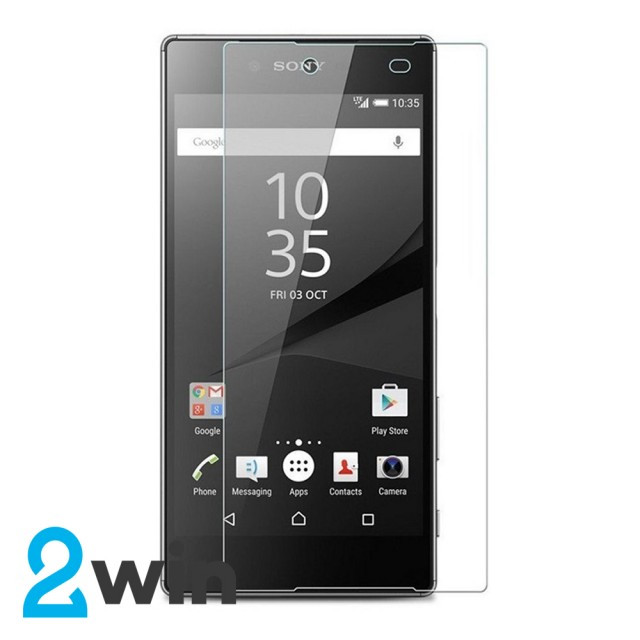 Стекло 2.5D Sony Xperia Z5