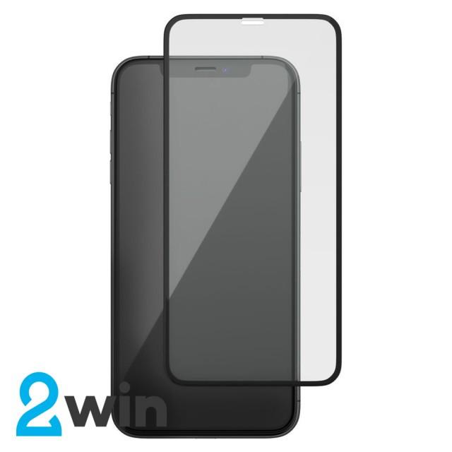 Стекло 5D Premium iPhone XR/11 Black