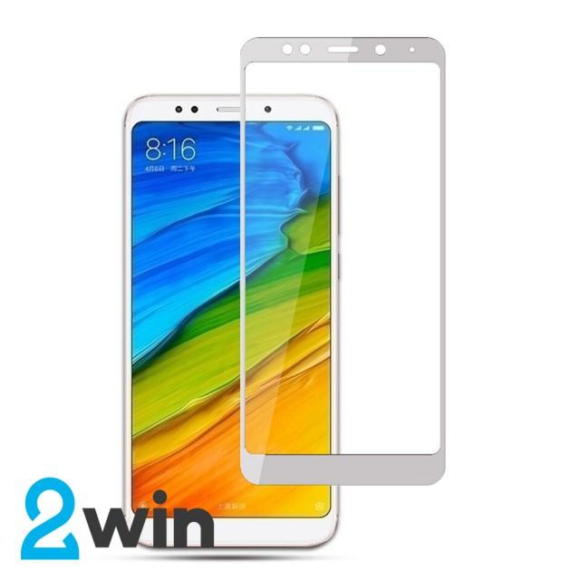 Стекло 5D Premium Xiaomi Redmi Note 5 White