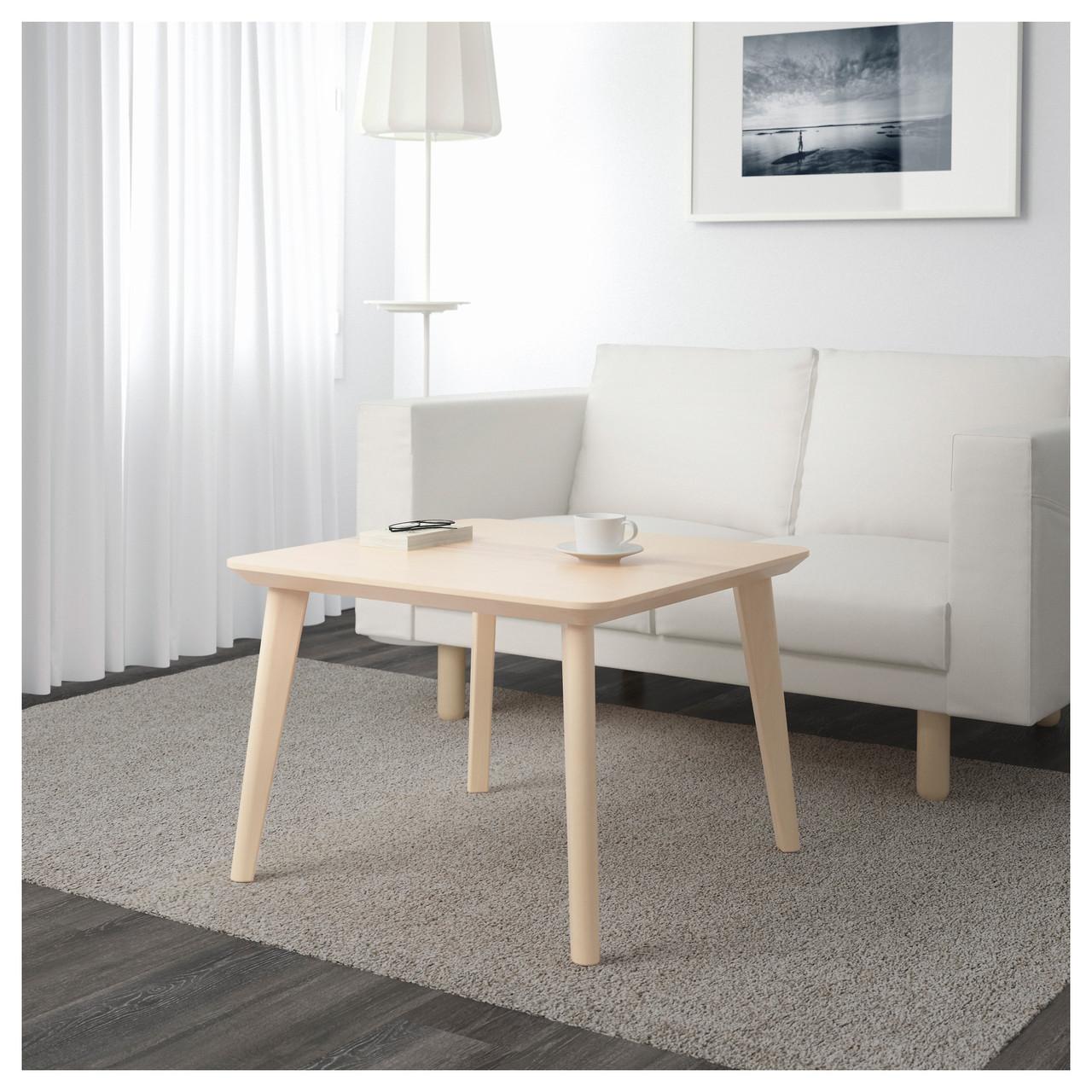Журнальный столик LISABO 70х70 см