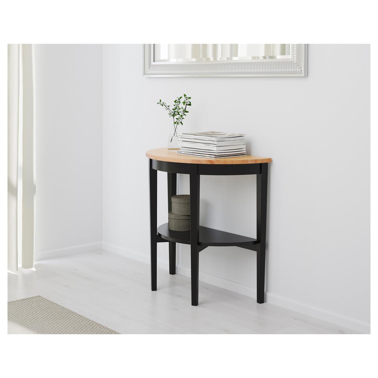 Журнальный столик ARKELSTORP 80х40 см