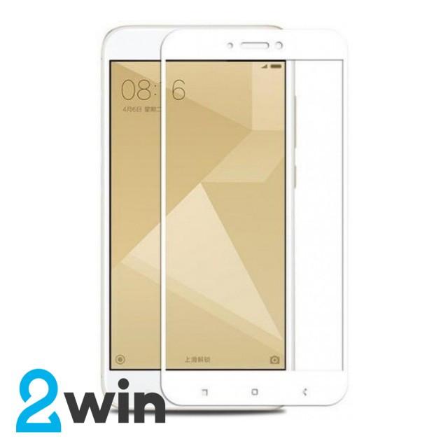 Стекло 5D Xiaomi Mi 5X/A1 White