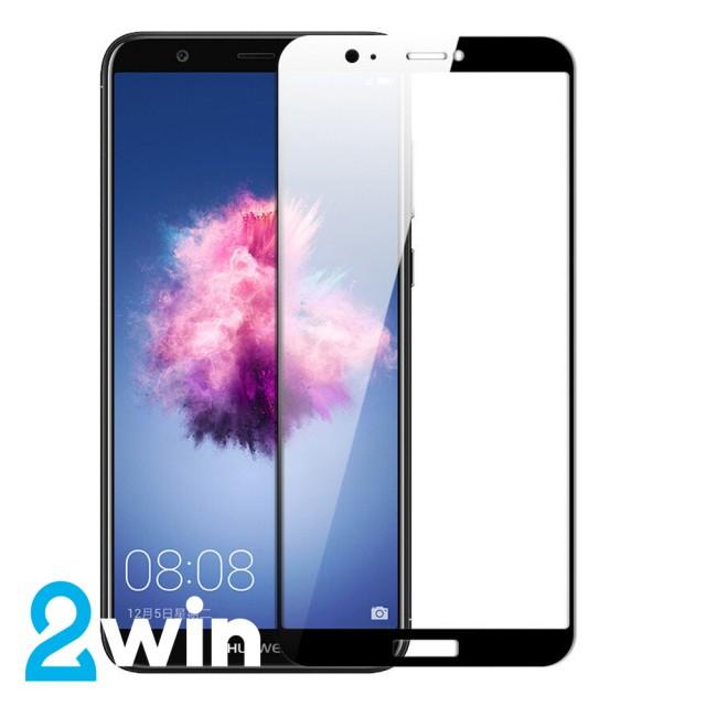 Скло 5D HUAWEI P Smart 2018 Black